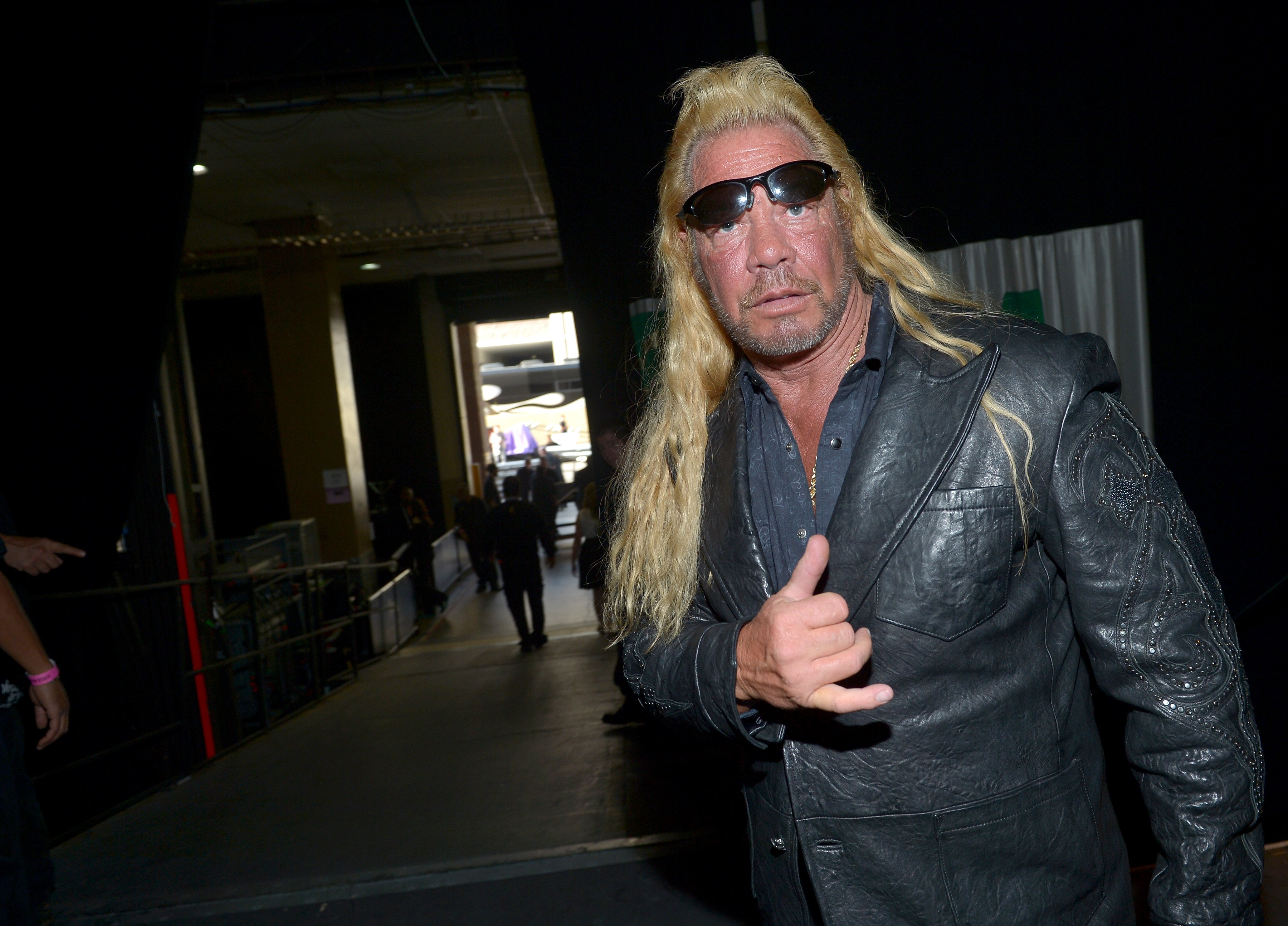Dog the Bounty Hunter attends the 48th Annual Academy of Country Music Awards at the MGM Grand Garden Arena on April 7, 2013 in Las Vegas, Nevada. | Photo: GettyImages