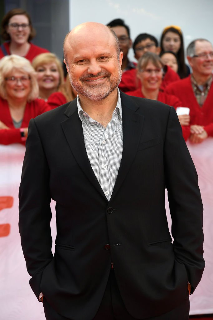 """Enrico Colantoni attends the """"A Beautiful Day In The Neighborhood"""" premiere. 