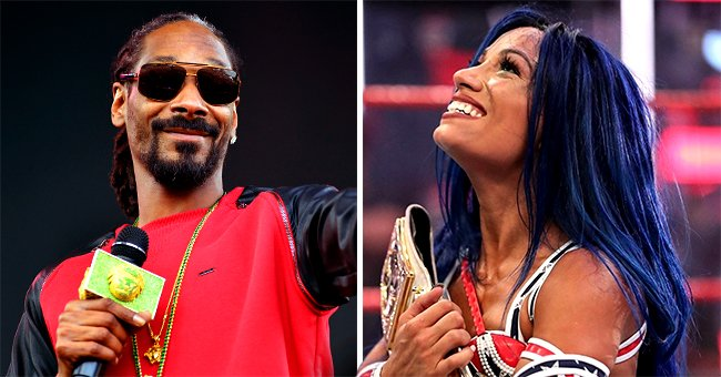Snoop Dogg Congratulates Sasha Banks — What Are the Cousins Celebrating?