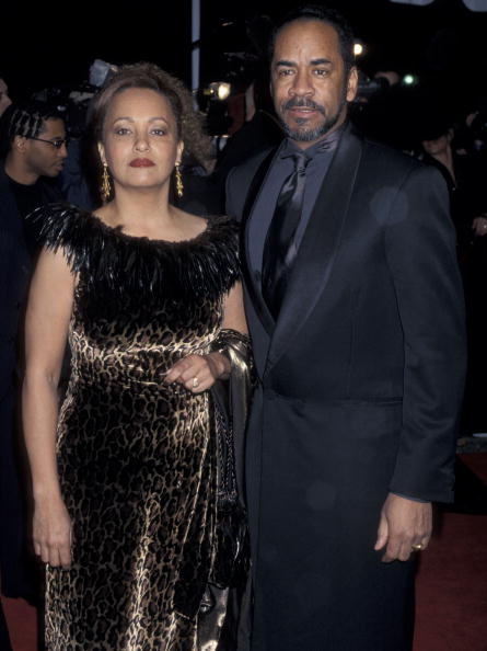 Photo of Daphne Reid and Tim Reid | Photo: Getty Images