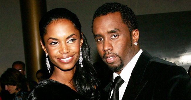 Diddy & Kim Porter's Twin Daughters Channel Their Inner Models Posing in Matching Outfits