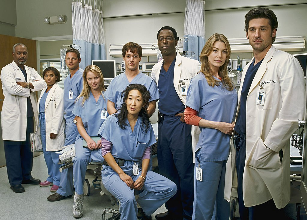 Cast von Grey's Anatomy | Quelle: Getty Images