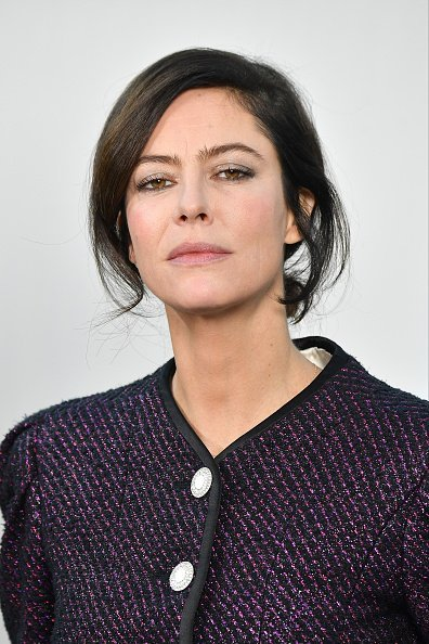 Anna Mouglalis au Grand Palais le 21 janvier 2020 à Paris, France. | Photo : Getty Images