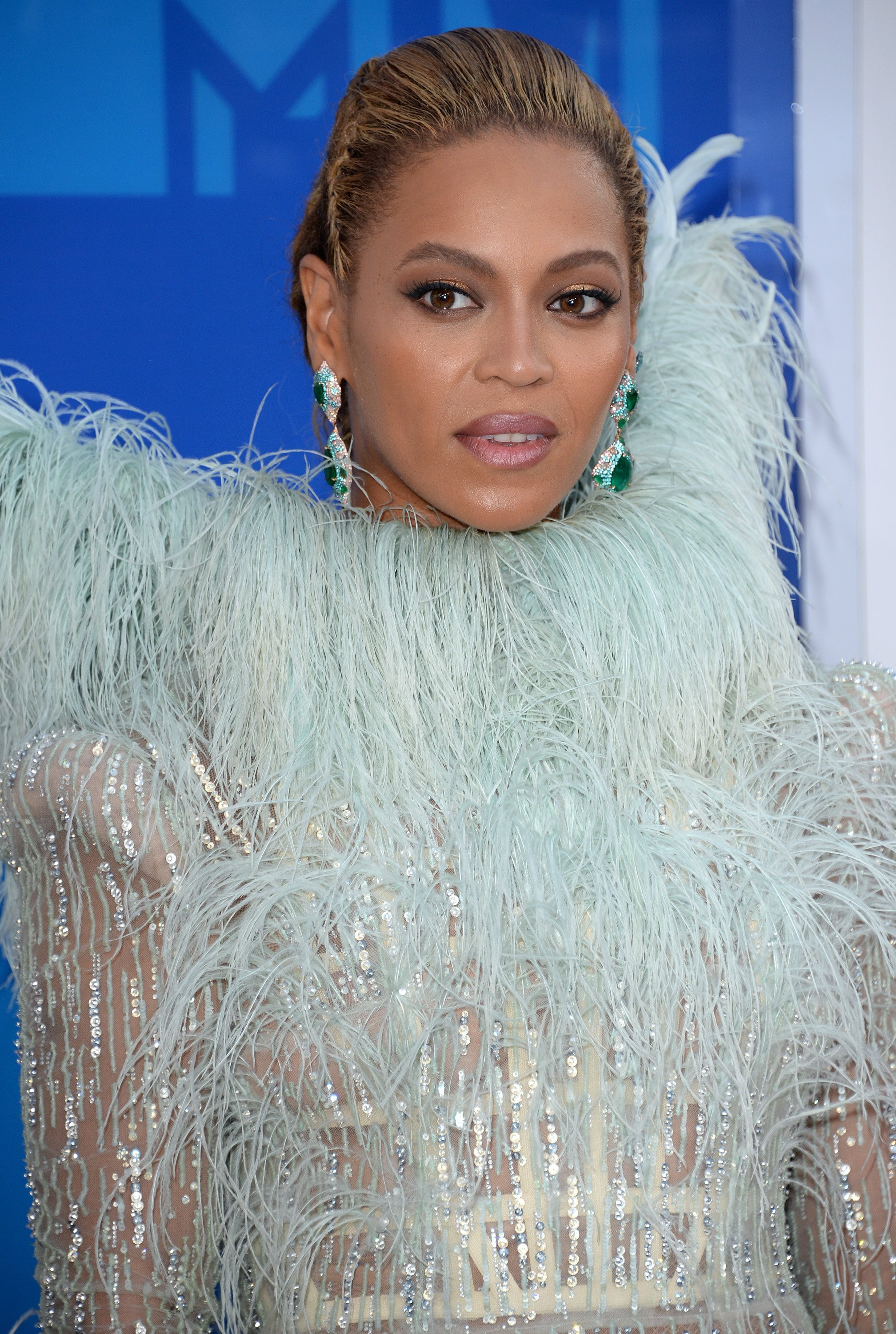 Beyoncé attends the 2016 MTV Video Music Awards at Madison Square Garden on August 28, 2016 in New York City l Source: Getty Images