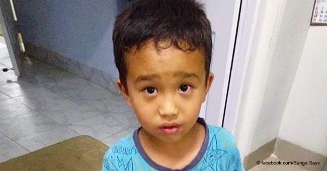 Un garçon de 6 ans supplie les médecins pour sauver le poussin sur lequel il a accidentellement roulé avec son vélo