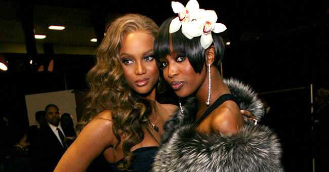 Tyra Banks Opens up about Alleged 'Painful' Feud with Naomi Campbell