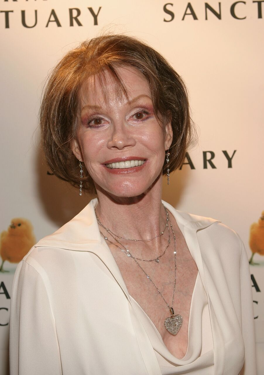 Mary Tyler Moore. | Source: Getty Images