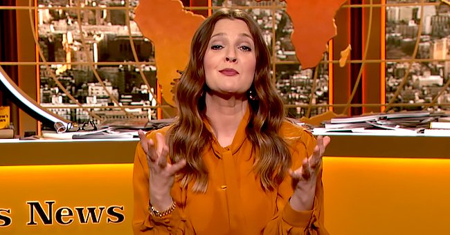 Drew Barrymore Dishes Intimate Details While Answering Dirty Questions on Her Show