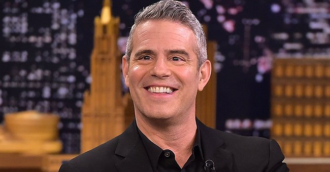 Andy Cohen Marks Son Ben's 2nd Birthday with This Adorable Photo of Him Hugging a Teddy Bear