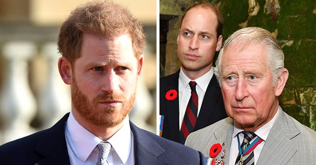 Prince Harry Spoke to William & Charles, but the Conversation Was Unproductive, Says Gayle King