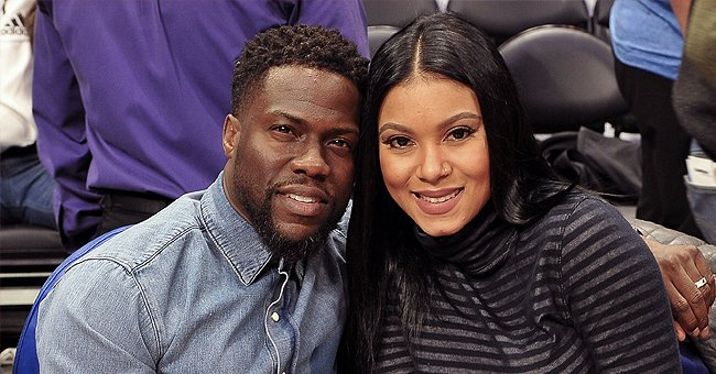Check Out Kevin Hart's Wife's Fit Post-baby Bikini Body 16 Days after Welcoming Daughter, Kaori