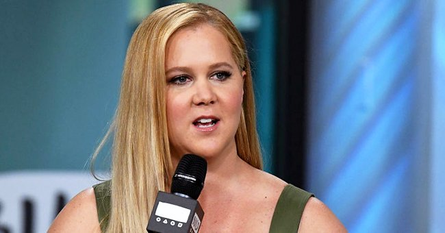 Amy Schumer Says Dad Gordon Has Been Hospitalized & Is in Good Spirits after a Sawing Accident