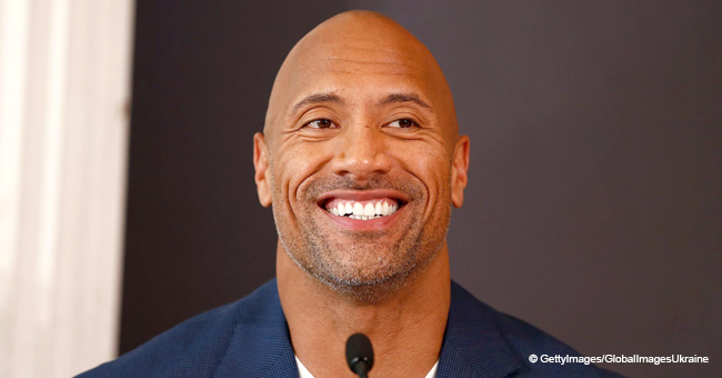 Dwayne 'The Rock' Johnson Celebrates Daughter's 1st Birthday