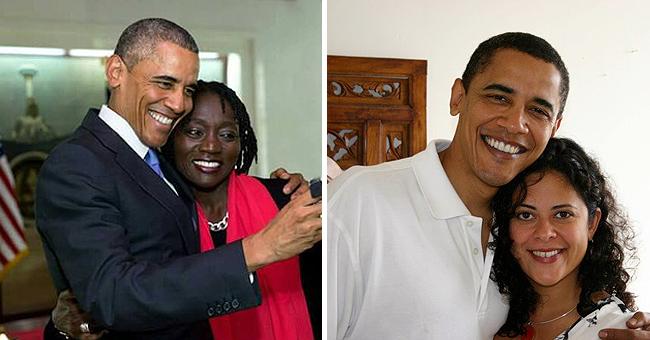 Meet Maya and Auma, Barack Obama's Sisters Who Both Have PhDs