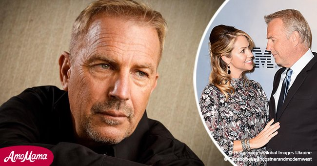 Kevin Costner Has a Big Blended Family - Meet All of His 7 Beautiful Children