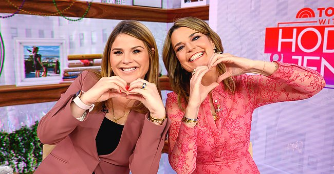 Jenna Bush Hager of 'Today' Says Savannah Guthrie Is Her Son Hal's Godmother