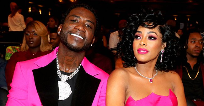Gucci Mane Gifts Wife Keyshia Ka'oir Diamond-Encrusted Chain on Their 3rd Wedding Anniversary
