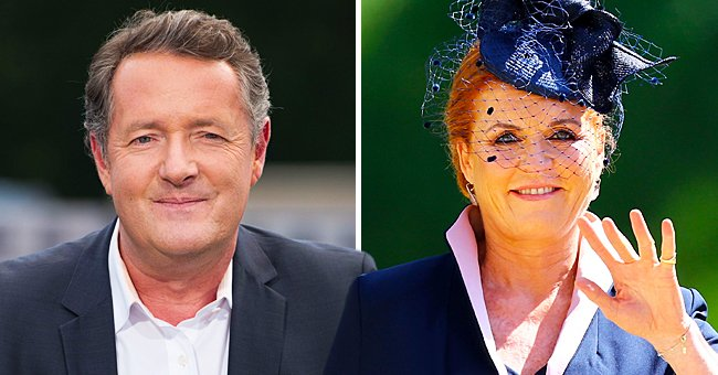 Piers Morgan Alleges Duchess of York Is Among His Supporters & Sent Him an Encouraging Letter