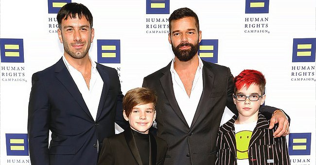 Ricky Martin Is a Proud Gay Father — Meet His Four Kids Born via Surrogate