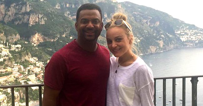 Alfonso Ribeiro Pens a Touching Tribute to His Wife & Mother to His 3 Kids on Her 40th Birthday