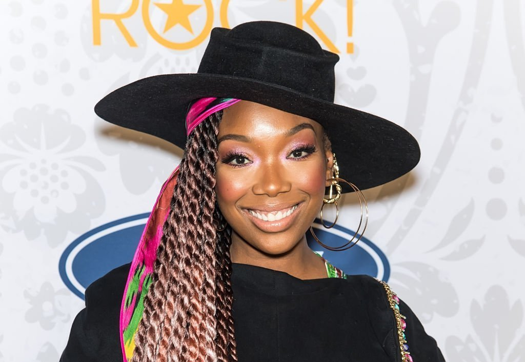 Singer-songwriter Brandy attends 2019 Black Girls Rock! at NJ Performing Arts Center on August 25, 2019. | Photo: Getty Images
