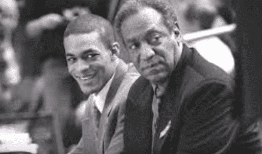Ennis and Bill Cosby | Source; YouTube/ Celebrity Underrated