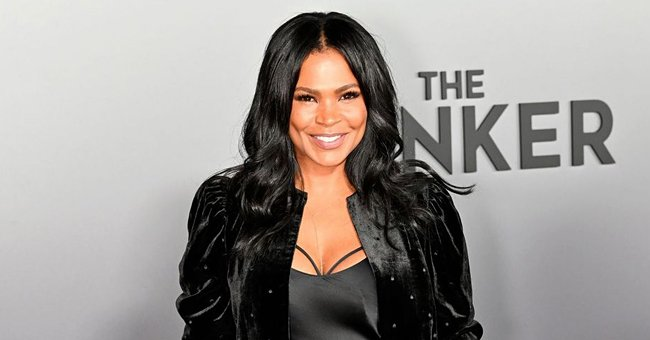 Check Out 'Love Jones' Star Nia Long's Sons Posing in a Car — Do They Look like Their Mom?