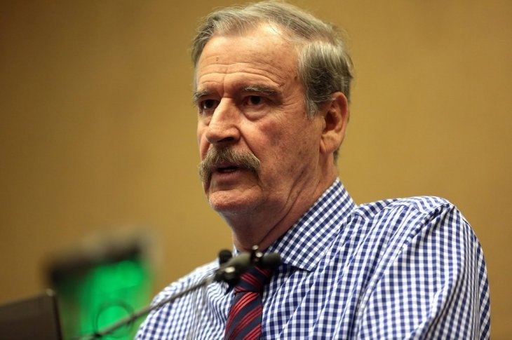 Vicente Fox. Fuente: Flickr