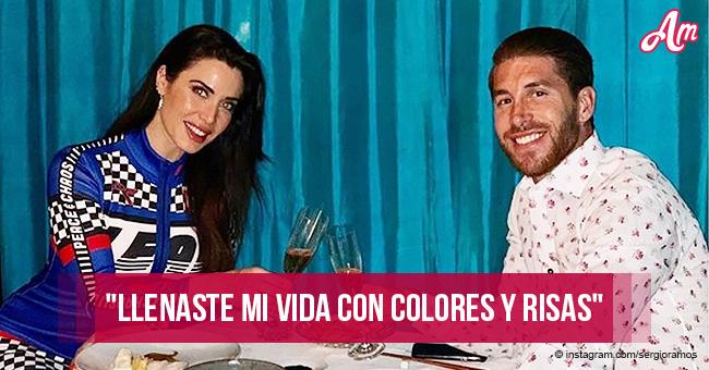 El dulce mensaje de Sergio Ramos a Pilar Rubio en su 41 cumpleaños