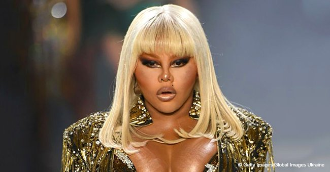 Lil Kim gets dragged for having too much plastic surgery in new photo from NYFW