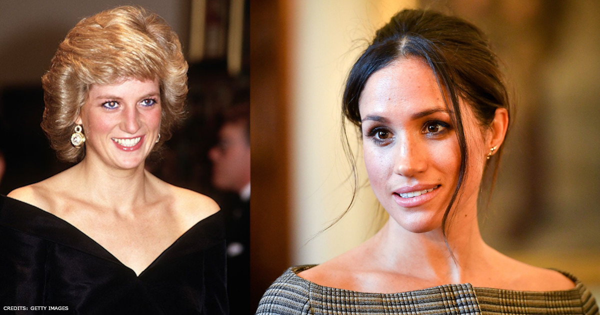 Meghan Markle's And Princess Diana's First Major Royal Moments Compared