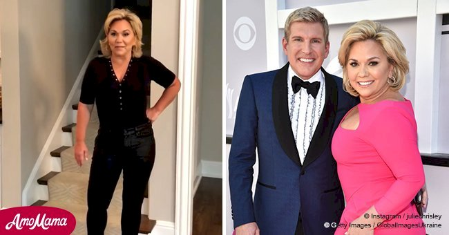 Julie Chrisley 'feels better about herself because she looks better.'