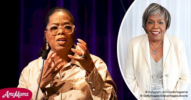 Oprah reveals the emotional conversation with her late mother before saying her last goodbye