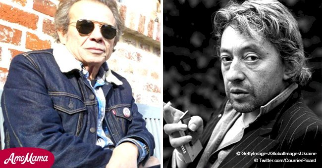 """Philippe Manoeuvre a dévoilé sa relation très """"proche"""" avec Serge Gainsbourg"""
