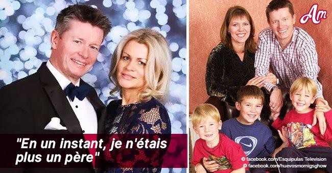 Un millionnaire découvre que ses 3 fils n'étaient pas les siens et que sa femme qui a menti pendant 21 ans doit maintenant payer