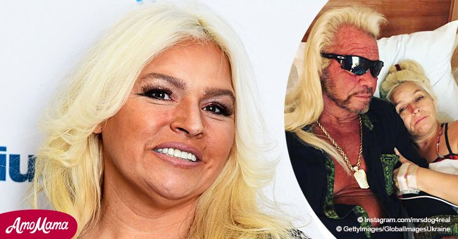 Beth Chapman reportedly ignores doctor's advice and returns home after surgery, husband says