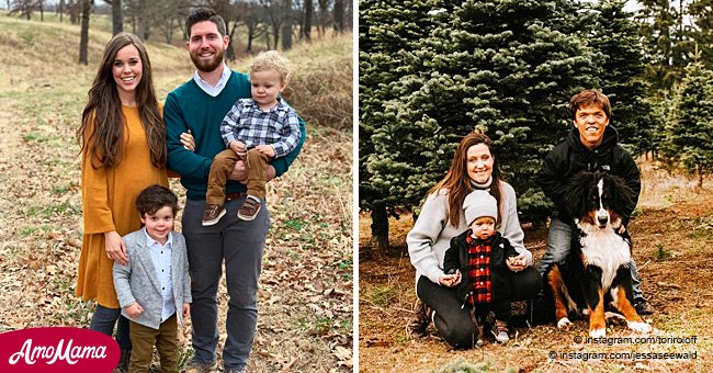Tori Roloff joined the avalanche of congatulations to Jessa Duggar on her pregnancy