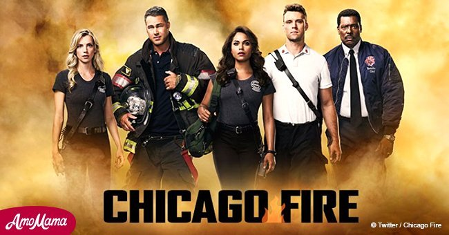 'Chicago Fire' star's exit from the show is confirmed