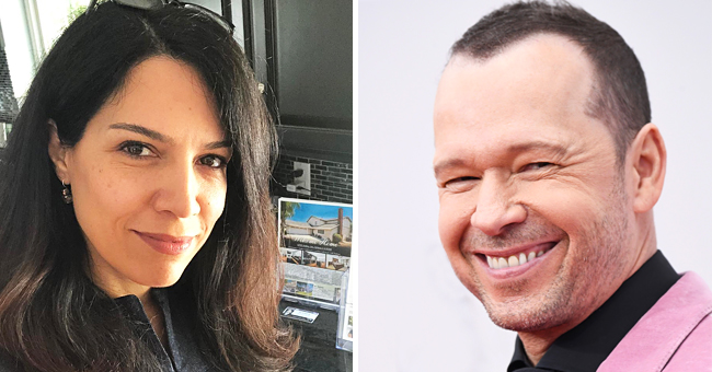 Who Is Donnie Wahlberg's First Wife, Kim Fey?