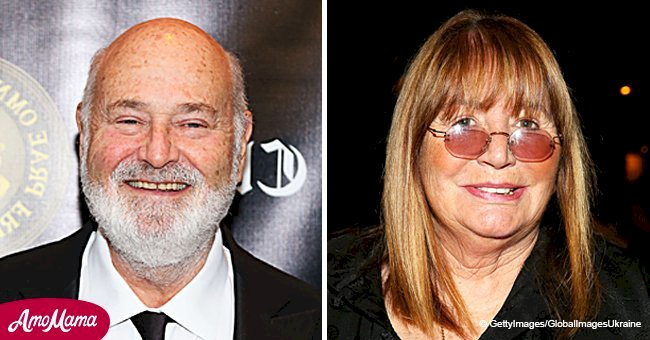 Rob Reiner praises Penny Marshall's 'funnybone' in heartfelt tribute after her death