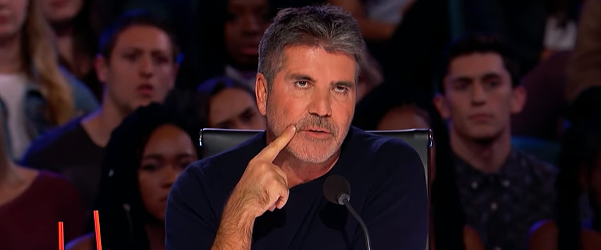 Simon Cowell Didn't Let 'Cocky' Lamont Landers Proceed, but Invited Him to a Second AGT Audition Instead