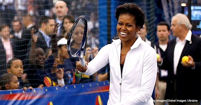 Michelle Obama's Personal Tennis Instructor Charged in College Admissions Bribery Scheme