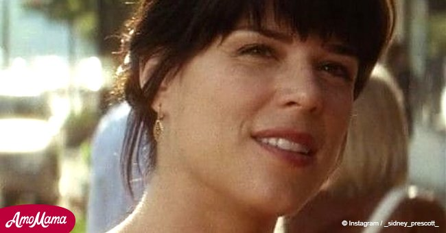 """Remember Sidney Prescott from """"Scream""""? The 44-year-old actress looks incredibly young"""
