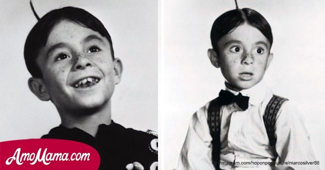 Little Rascals' Alfalfa's murder was one of the most mysterious ones in Hollywood history