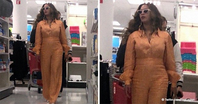 Beyoncé breaks the internet after getting spotted shopping like a 'regular' person at Target