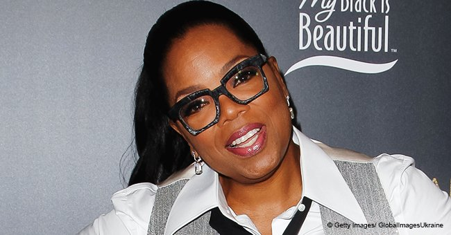 Oprah Winfrey melted hearts when she joined her beautiful sister's graduation. They look so alike