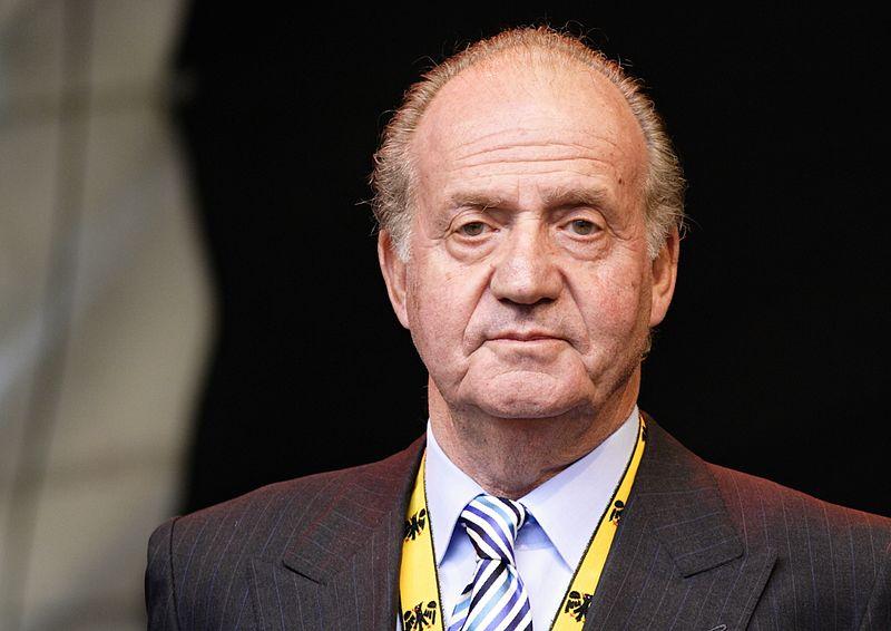 El rey Juan Carlos I en el Premio Internacional Carlomagno de la ciudad de Aquisgrán en el año 2007. | Imagen: Wikipedia