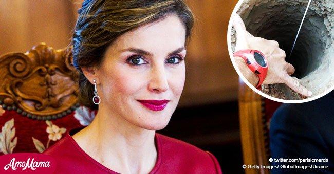 La reina Letizia expresó preocupación por el rescate del pequeño Julen en charla con el alcalde