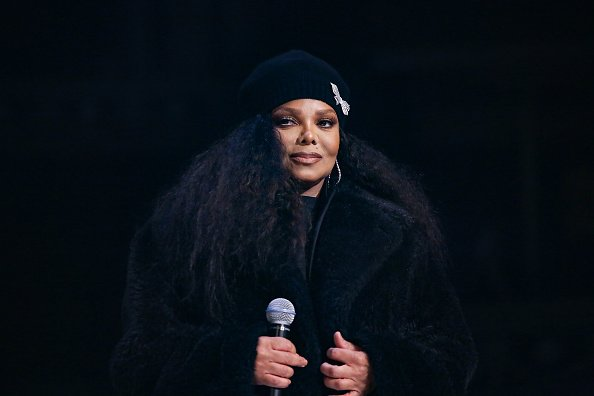 Janet Jackson on stage during The Fashion Awards 2019 held on December 02, 2019 | Photo: Getty Images