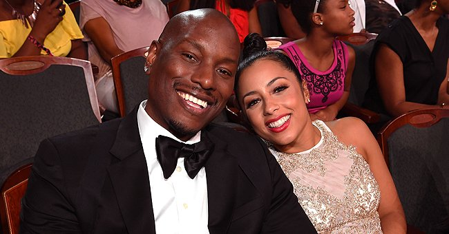 Tyrese Gibson's Wife Posts Cute Video of Toddler Daughter Soraya Spending Time with Step-Sister Shayla